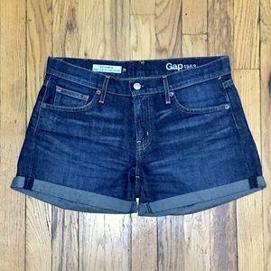 Gap Best Girlfriend Blue Jean Shorts 26